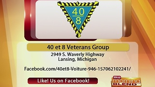 40 et 8 Veterans Group -1/16/17 - Video