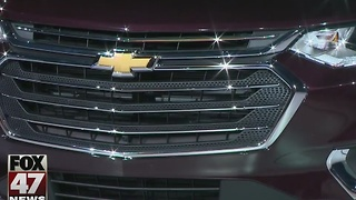 GM keeps the Chevy Traverse in mid-Michigan - Video