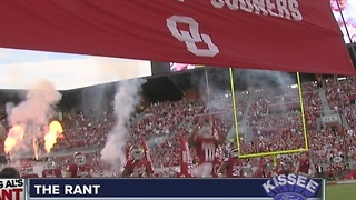 RANT: Bedlam set up for Big 12 championship - Video