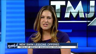 New Swim Lessons Offered at Waukesha County YMCA - Video