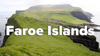 Top places to see in the Faroe Islands - Video