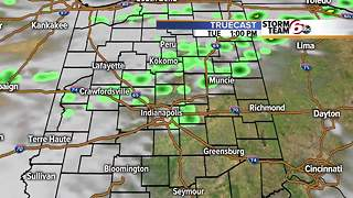 Rain chances ahead! - Video