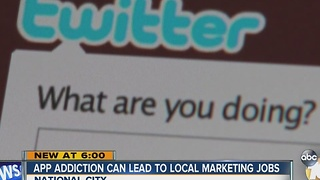 Social media gurus can earn local paychecks - Video