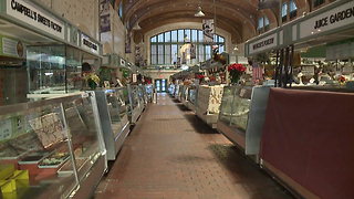 CLE West Side Market: four stands closing at the end of the year - Video