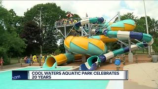 Cool Waters celebrates major milestone - Video