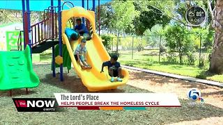 The Lord's Place: Helps people break the homeless cycle