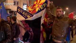 Ruling Party Takes Slim Lead in Macedonian Parliamentary Election - Video