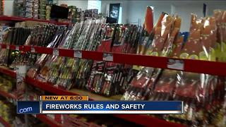 Where you can and can't use fireworks in Wisconsin - Video