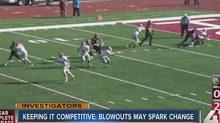 Kansas high school sports may get major overhaul - Video
