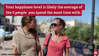 Create Your Own Happiness With These Tips | Rare Life - Video