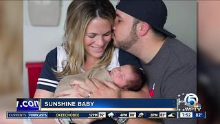 Sunshine Baby 7/1/17 - Video