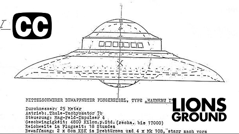 Amazing proof the government has reverse engineered UFOs?