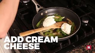 Philly cheesesteak crescent roll with Elissa the Mom | Rare LIfe - Video