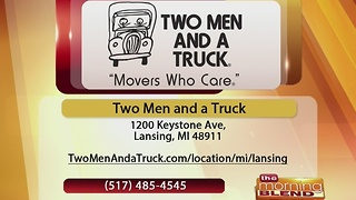 Two Men And A Truck - 11/18/16 - Video