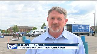 Ride for Roswell draws thousands of cyclists out to WNY - Video