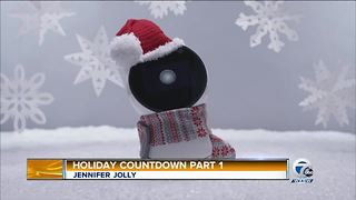 Holiday Countdown Part 1 - Video