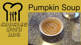 How to make homemade pumpkin soup - Video