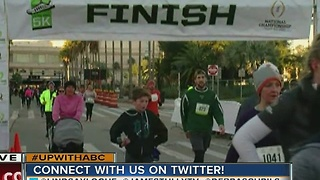 National Championship: Extra Yard for Teachers 5K - Video