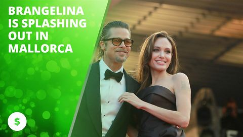 Where did Brangelina reportedly buy a $4 million house?