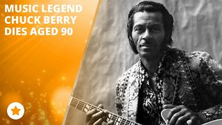 Chuck Berry has passed away at age 90 - Video