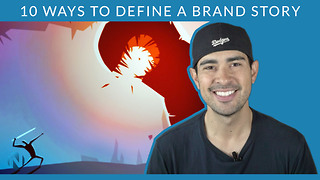 10 ways to tell your brand story - Video