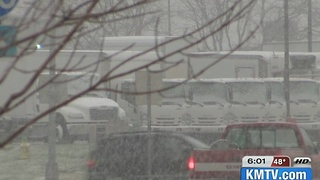 City says weekend snow removal was a success - Video