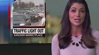 Major congestion in Nampa - Video