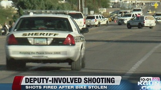 Deputy Involved Shooting NW Side 12-22-16 - Video