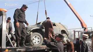 MP, Family Members Among Injured in Kabul Blast - Video