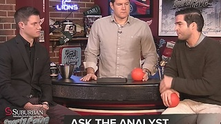 7 Sports Cave -- Ask the Analyst: Keys to the Lions vs Packers game - Video