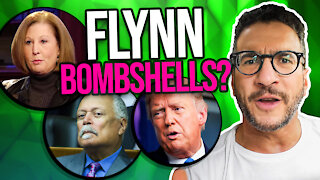 2 BOMBSHELLS from Judge Sullivan's Flynn Hearing