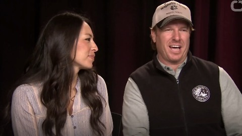 Chip and Joanna Gaines Just Got into Some Trouble with the EPA
