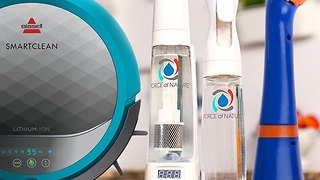 Holiday Gift Guide: 3 Innovative New Cleaning Gadgets - Video