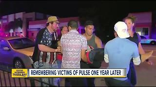Survivors, victims' families, friends to gather to remember those killed at Pulse Nightclub - Video