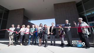 Pima Animal Care Center unveils new facility - Video