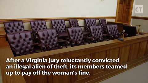 Victim Sickened as Jury Helps Illegal Alien Thief