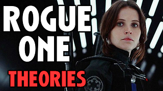 STAR WARS ROGUE ONE Theories | Is Jyn Rey's Mother? | - Video