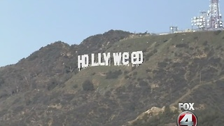 "Hollywood to ""Hollyweed""?"
