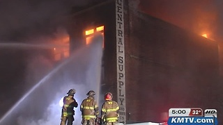 OFD Chief remembers M's Pub fire - Video