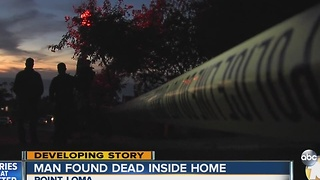 UPDATE: Man found dead inside home - Video