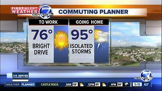 Cooler weather by Thursday - Video