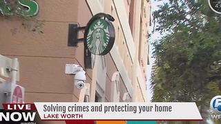 Solving crimes and protecting your home - Video