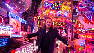 God's Own Junkyard Is London's Neon 'Wonderland': STORE CRAZY - Video