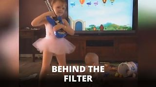 Kids fashion blogger reveals life behind the filter - Video