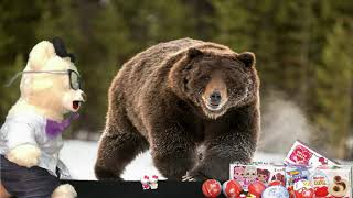 Another Adventure with Chumsky Bear to visit our National Parks   Nature   Educational Videos 4 Kids