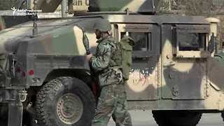 Security Forces Clash With Raiders in Attack on Kabul Security Training Center - Video