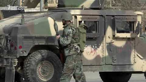 Security Forces Clash With Raiders in Attack on Kabul Security Training Center