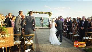 The Perfect Setting for a Gorgeous Lakeside Wedding - Video