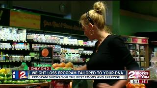 Weight loss program tailored to your DNA - Video