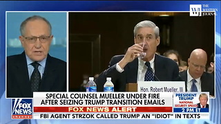 Alan Dershowitz Exposes the 'Problem' with Mueller's Investigation - Video